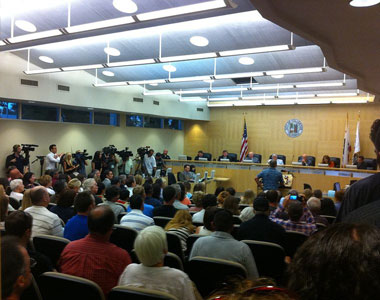 Fullerton City Council Meeting