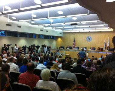 Fullerton City Council Meeting
