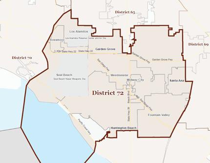 72nd Assembly District