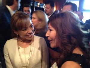 Mexico Presidential 2012 Candidate  Josefina-Vazquez-Mota