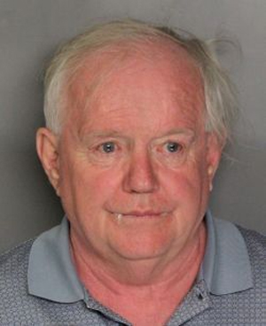 Former Assemblyman Richard Robinson's Booking Photo