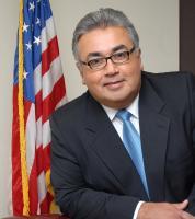Senator Ron Calderon (D-Montebello)