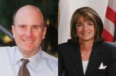 Senator Mark Wyland & Assemblywoman Diane Harkey