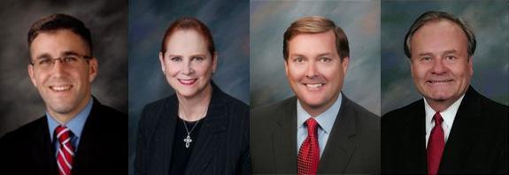 Republican AD-73 Candidates: Jesse Petrilla, Anna Bryson, Bill Brough, Paul Glaab