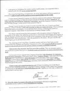 Mansoor Letter 2 of 2