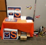Measure S Display at Nohl Canyon ElementarySchool