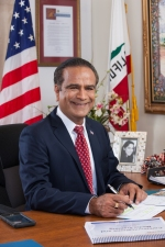 Anaheim Mayor-Elect Harry Sidhu